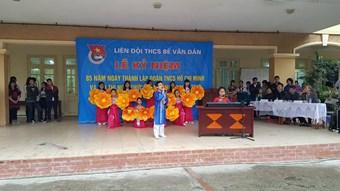 Bế Văn Đàn Idol 26/3 năm học 2015-2016