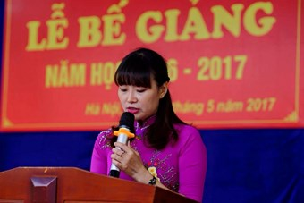 Bế giảng