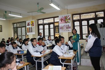 Cuộc thi GVDG cấp cụm môn Tiếng Anh