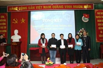 Cô giáo Nguyễn Hồng Nhung - Giải ba phần thiết kế bài giảng điện tử E-learning