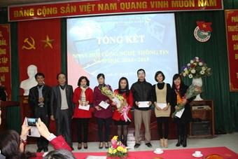 Cô Nguyễn Thị Thuý - Giải nhì phần thi kỹ năng dành cho nhân viên