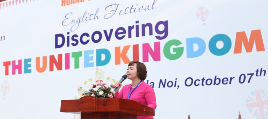 English festival - Discovering The United Kingdom