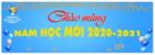 Chào mừng năm học mới 2020 - 2021